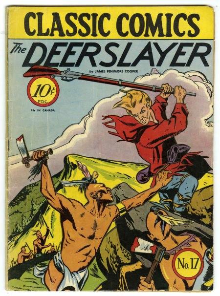 CC No 17 Deerslayer 2
