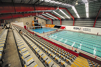 University of Guadalajara - Olympic Swimming Pool at the University Sports Compex