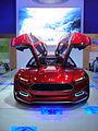 CES 2012 - Ford EVOS concept car (6764374175).jpg