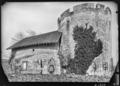 CH-NB - Lutry, Tour de Bertholod, vue partielle extérieure - Collection Max van Berchem - EAD-7324.tif