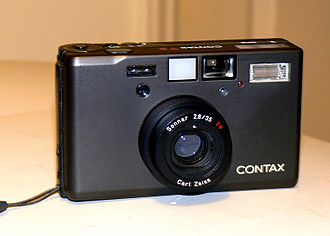 Contax T - Image: CONTAX T3