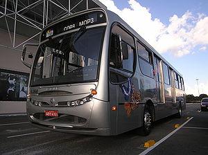 Rede Integrada de Transporte - Direct Line unit.
