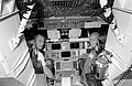 CREW TRAINING (SHUTTLE MISSION SIMULATOR SMS) - STS-3 - JSC.jpg