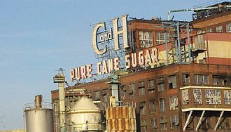 California and Hawaiian Sugar Company - Image: C and H Sugar factory
