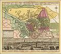 Ca. 1740 map of Berlin by Homann Heirs.jpg