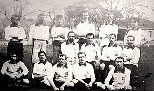 1906–07 Istanbul Football League - Istanbul Sunday League - Cadikeuy Football Club 1906-07 Champion