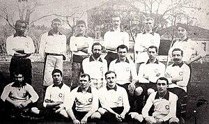 1906–07 Istanbul Football League - Istanbul Sunday League - Cadikeuy Football Club 1906-07 Champion