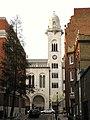 Cadogan Hall, Sloane Terrace, SW1 - geograph.org.uk - 1804955.jpg