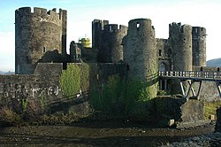 Caerphilly Castle - geograph.org.uk - 1085811.jpg