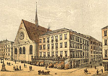 Augustusplatz Leipzig Wikipedia