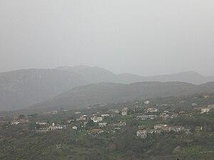 Camaldoli (Campagna) - Image: Camaldoli panorama