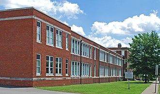 Cameron School - The Cameron School in 2010