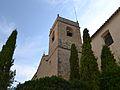 Campanar de l'església del convent de Benissa.JPG