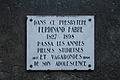 Camplong plaque Ferdinand Fabre.JPG