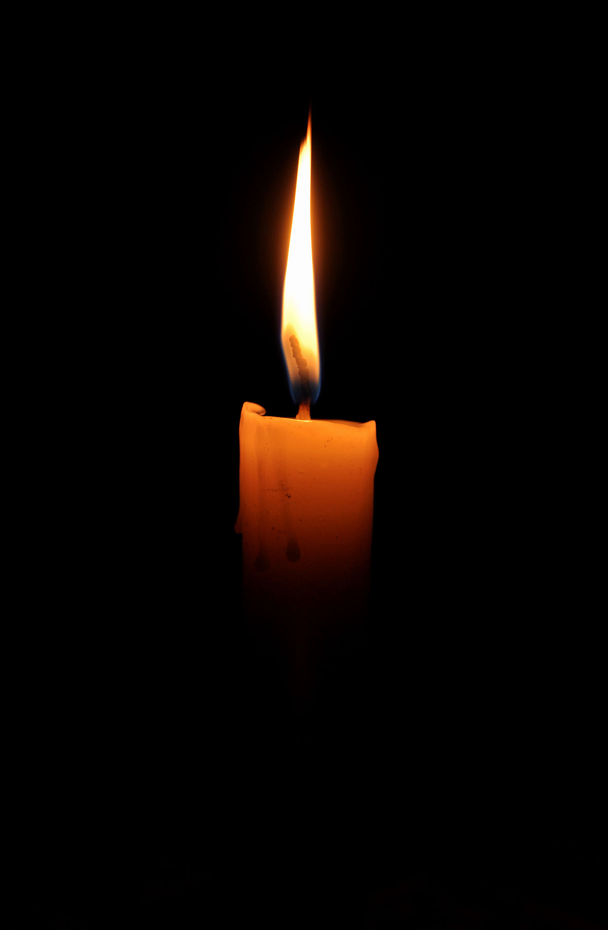 Candle in the dark.JPG