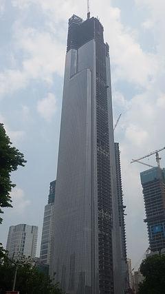 Ctf Finance Centre Wikipedia The Free Encyclopedia