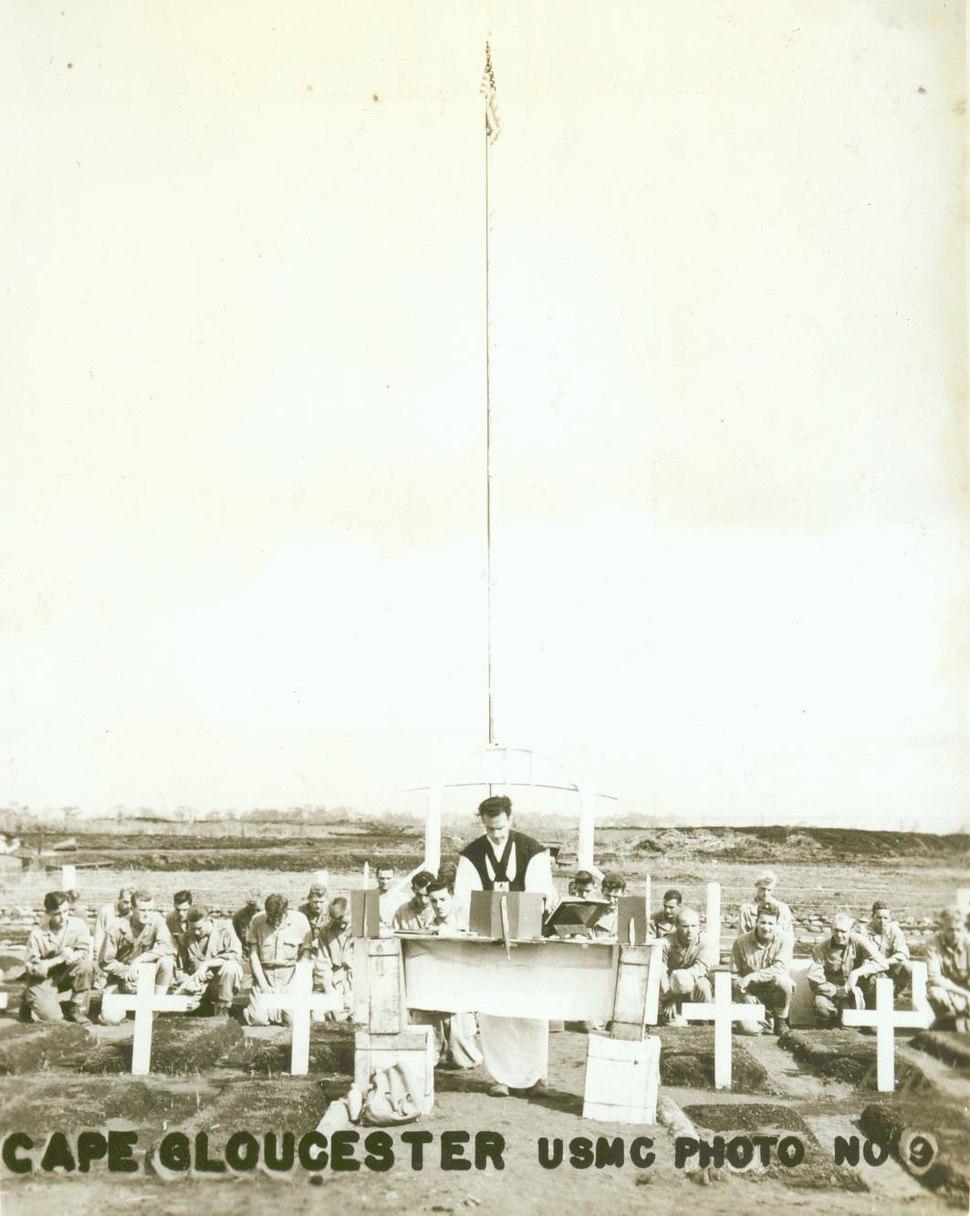Cape Gloucester USMC Photo No. 9 (21467486108)