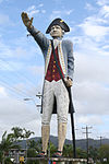 Captain Cook statue, Cairns.jpg