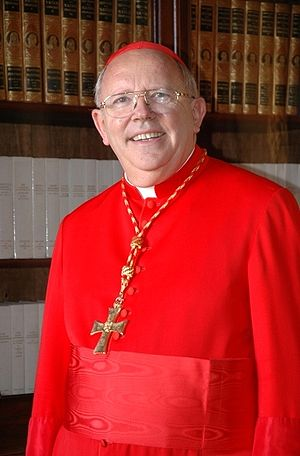 Jean-Pierre Ricard - Image: Cardinal Ricard 2