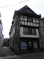 Carhaix-Plouguer (29) Maison 1 Rue Brizeux.JPG