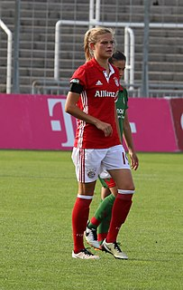 Carina Wenninger Austrian association football player
