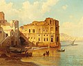 Carl Jungheim - Palazzo Donn'Anna, Posillipo, Naples.jpg