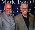 Carl Reiner with Dick Van Dyke.jpg
