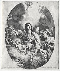 The Adoration of the Angels (1925.50)