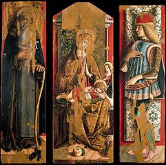 Second Triptych