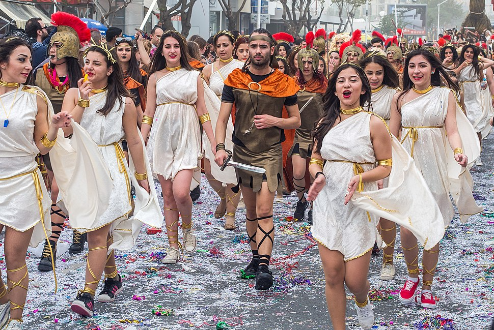 Carnival in Limassol 2014 (12887788193)