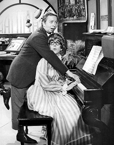 Skit with Mel Torme, 1969