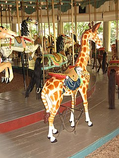 Pullen Park Carousel United States historic place
