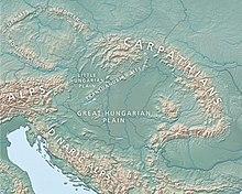 潘诺尼亚平原