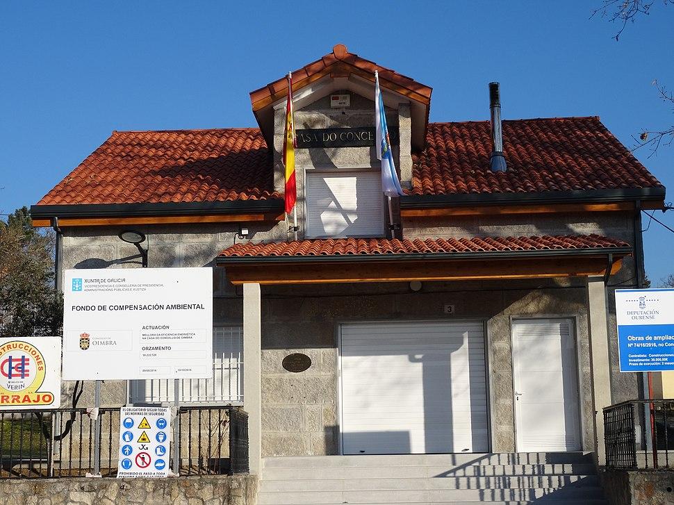 Casa concello Oímbra