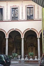 Casa degli Atellani, (Milan) 05.JPG