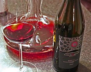 Barolo - Barolo, like most Nebbiolo based wines, is known for its light color and lack of opacity.