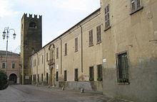 Palazzo Gonzaga-Acerbi: Wohnort von Giuseppe Acerbi in Castel Goffredo (Quelle: Wikimedia)