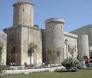 Fondi - Castle of Fondi.