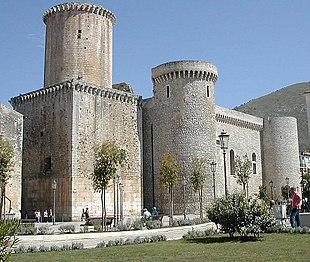 Castle of Fondi.