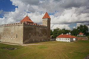 Saaremaa - Kuressaare Castle (Arensburg)