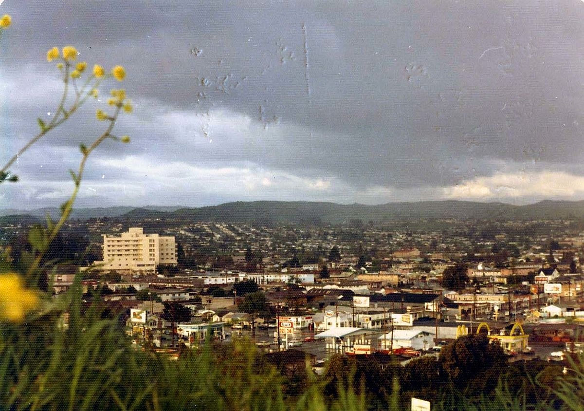 Castro Valley, ca. 1970