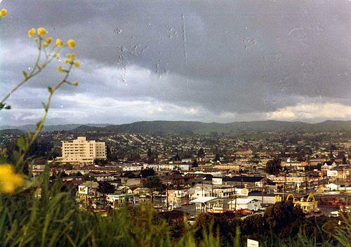 Castro Valley mailbbox