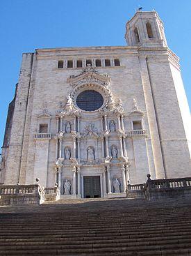 Catedral De Santa Maria De Gerona Wikipedia La Enciclopedia Libre