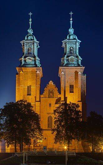 Greater Poland - Gniezno cathedral