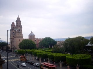 2008 Morelia grenade attacks