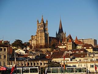 Bishop of Lausanne Wikimedia list article