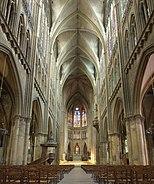 Cathedrale Metz Nef pano