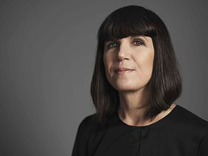Women's Equality Party - Image: Catherine Mayer Portrait