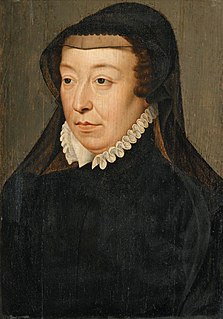 Catherine de Medici 16th-century Italian noblewoman and queen consort of France