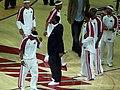 Cavaliers pregame 2009.jpg